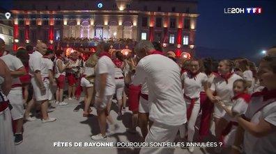 Fêtes de Bayonne annulées : comment réagissent les habitants et les professionnels ?