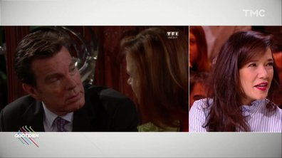 Les Feux de l'Amour version Michel Fau et Mélanie Doutey