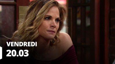 Les feux de l'amour - Episode du 20 mars 2020