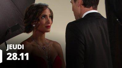 Les feux de l'amour - Episode du 28 novembre 2019