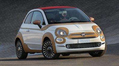 Nouvelle Fiat 500 2015 : le premier exemplaire vendu 55.000 euros aux enchères