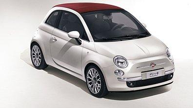 Fiat 500c : Premières images