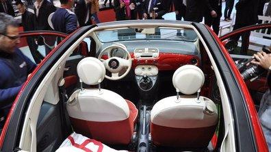 Genève 2009 :  La Fiat 500c