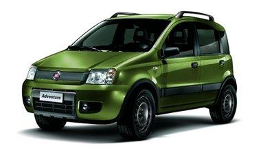 Fiat Panda 4x4 Adventure : la micro-baroudeuse