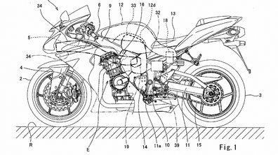 Kawasaki prépare une nouvelle 600cc à compresseur !