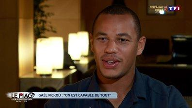 """XV de France - Fickou : """"On est capable de tout"""""""