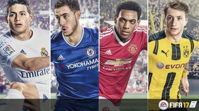 FIFA 17 : toutes les éditions du jeu dévoilées