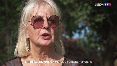 Fin de la traque : la mère du forcené témoigne
