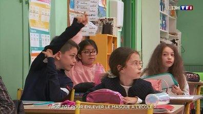 Fin du masque à l'école : les élèves de l'Hérault respirent à leur tour