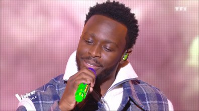 "The Voice Kids - Finale - Dadju chante ""Amour Toxic"""