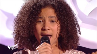 "The Voice Kids 2020 - Finale - Rania chante ""All by Myself"" de Céline Dion (Team Soprano)"
