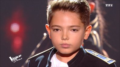 "The Voice Kids 2020 - Finale - Lissandro chante ""Blame It On the Boogie"" des Jackson 5 (Team Jenifer)"