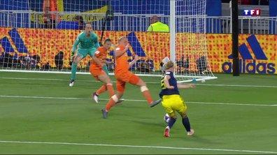 Pays-Bas - Suède (0 - 0) : Voir le poteau de Fischer en vidéo