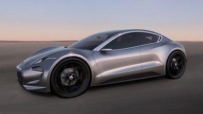 Fisker EMotion : l'anti Tesla Model S promet 645 km d'autonomie !