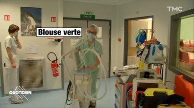 Flash Mode : blanche, bleue ou verte, l'explication derrière la blouse des médecins