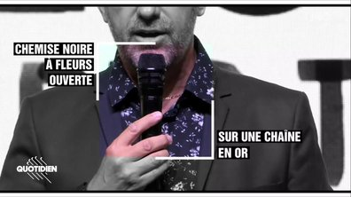"Flash Mode : Christophe Castaner et le style ""chaîne en or qui brille"""