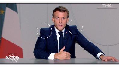 Flash Mode : il se passe quoi avec les costumes d'Emmanuel Macron ?