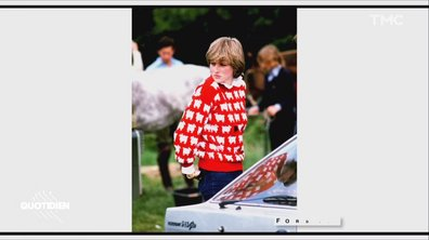 "Flash Mode : le come-back du pull ""mouton noir"" de Lady Diana"