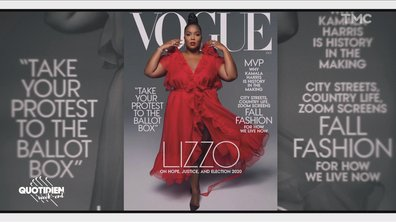 Flash Mode : Lizzo en couverture de Vogue, une révolution !