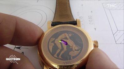 Flash Mode : la montre érotique, cette tradition discrète de l'horlogerie
