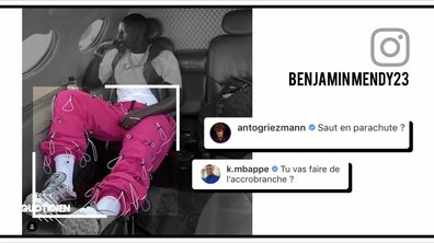 Le Flash Mode : on dit non au pantalon de Benjamin Mendy (Marc Beauge)