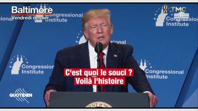 Flash Mode: on sait ENFIN pourquoi Donald Trump est orange