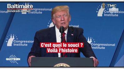 Flash Mode: on sait ENFIN pourquoi Donald Trump est orange