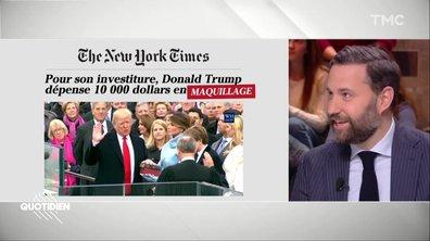 Flash Mode : ravalement de façade hors de prix pour Trump