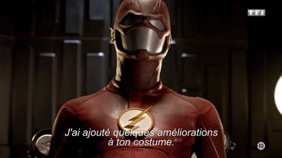 Les secrets des costumes de super-héros de la série Flash