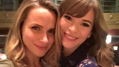Flash : Danielle Panabaker encourage Shantel VanSanten pour son nouveau rôle