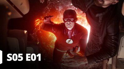 Flash - S05 E01 - L'héritage de Flash