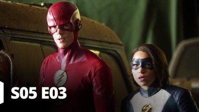 Flash - S05 E03 - Elémentaire, mon cher Barry