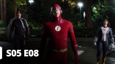 Flash - S05 E08 - Aujourd'hui est l'élève d'hier