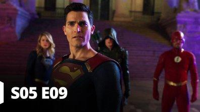 Flash - S05 E09 - Elseworlds : la première heure