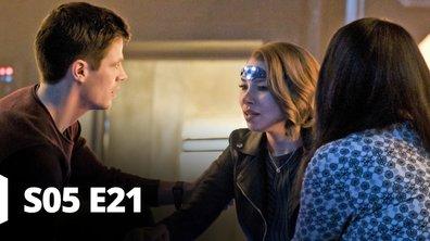 Flash - S05 E21 - Extermination