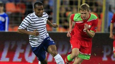 L'équipe de France surprise par la Bielorussie