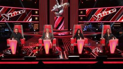 The Voice 2 : grosse surprise pour Jenifer, Garou,  Florent Pagny et Louis Bertignac