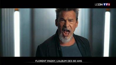 Florent Pagny : l'album de ses 60 ans