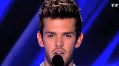 """The Voice: Florent Torres reprend """"Sois tranquille"""" d'Emmanuel Moire"""