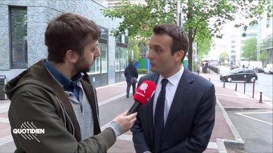 Florian Philippot : un happening politique pour continuer d'exister