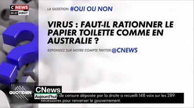 Florilège des remèdes les plus absurdes contre le Coronavirus