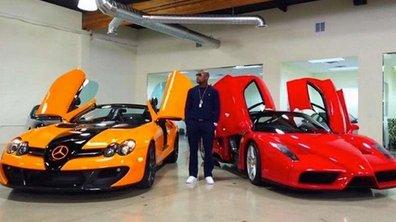Insolite: Floyd Mayweather met en vente sa Ferrari Enzo!