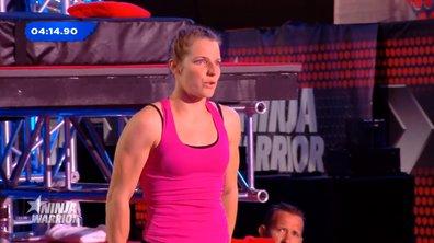 Le parcours de Charlotte Dequevauviller : première Ninja à aller si loin !