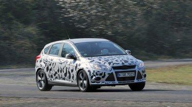 La Ford Focus ST peaufine son développement au Nürburgring !