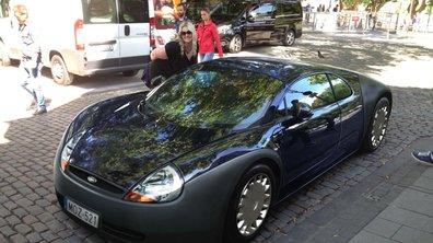 Insolite : Il croise une Bugatti Veyron avec une Ford Ka