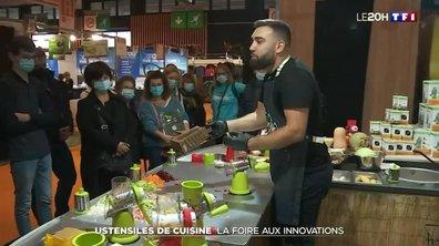 Foire d'Automne 2021 : les ustensiles de cuisine innovants cartonnent