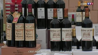Foires aux vins : comment s'annonce ce cru 2021 ?