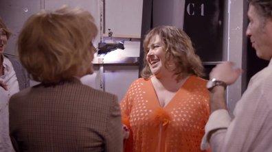 Folle Amanda : toute la troupe répète pour la couturière !