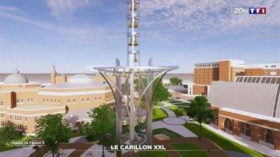 Fonderie de cloches : une sculpture monumentale aux États-Unis