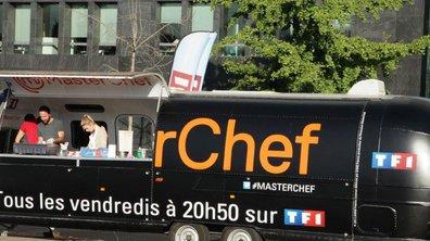 Le Foodtruck MasterChef sur les routes de France !